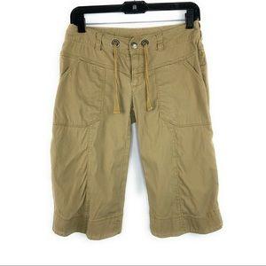 North Face Women's Cargo Drawstring Shorts